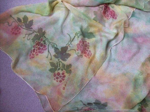 Formation peinture sur soie