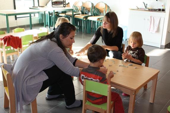 Formation Animatrice jardin d'enfant