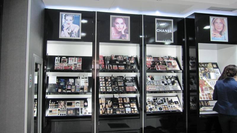Maquillage La Reine