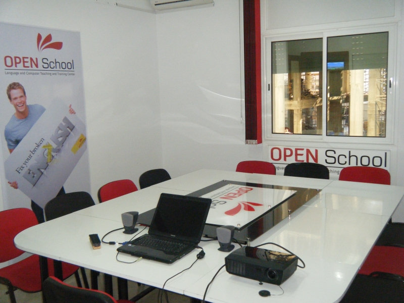 Nouveau Local - OPEN School
