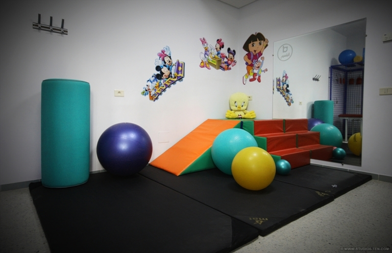 salle d'enfants