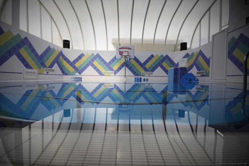 piscine m�dicale