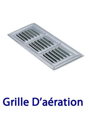 Grille D'a�ration