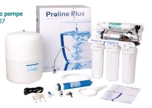 osmose avec pompe proline
