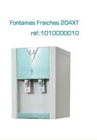 Fontaine fraiche avec osmose integré
