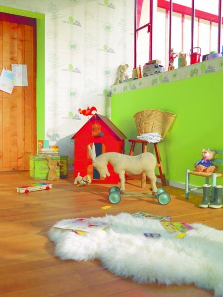 Papier Peint pour chambre d'enfant