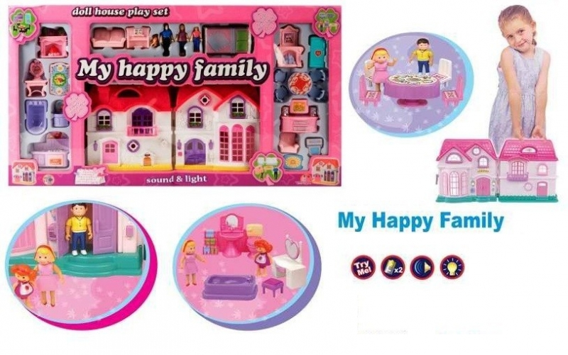 happy family toy