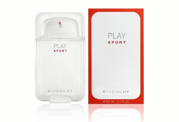 Play de Givenchy en version sport