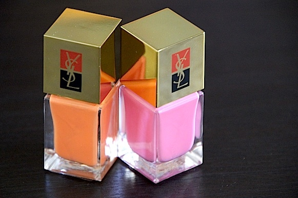 Yves Saint Laurent La Laque Manucure Couture Duo
