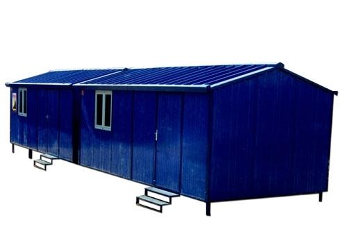 MI 312S : 3m*12m monobloc demontable (toiture chinoise)