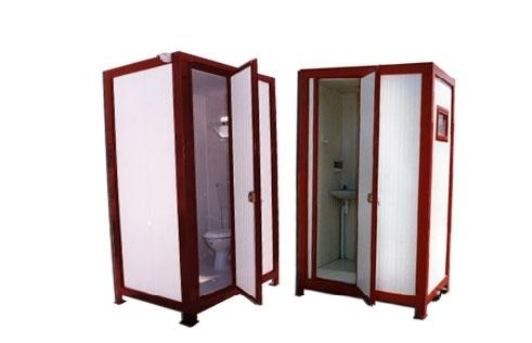 MI 115W : monobloc isolant bloc sanitaire