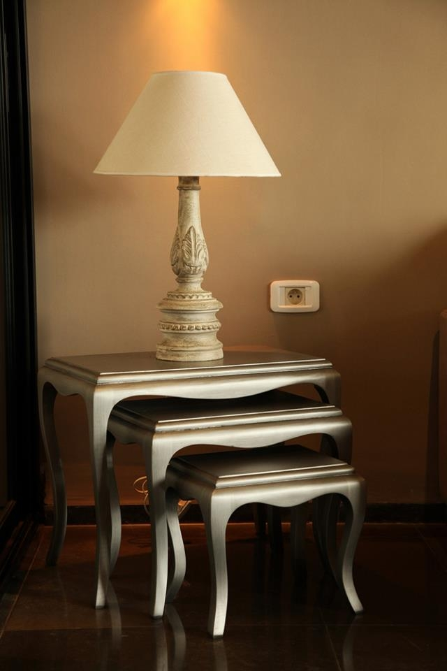 Serie Table Gégogne