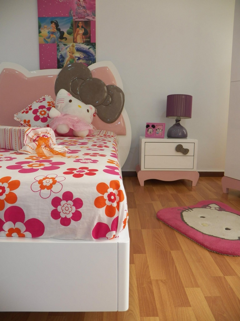 Chambre Hello Kitty