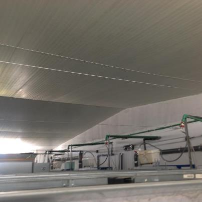 Faux Plafond en PVC