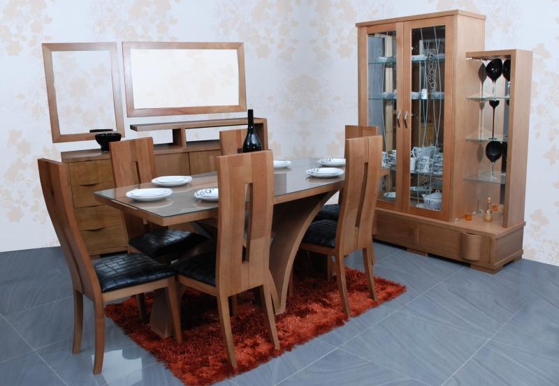Modele de salle a manger moderne id es de d coration et of for Salle a manger tunisie