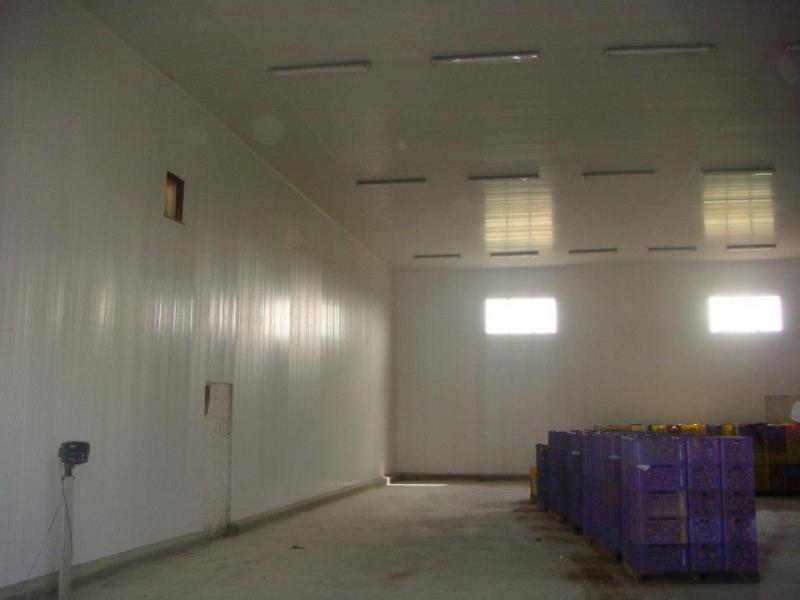 chambre froide en PVC