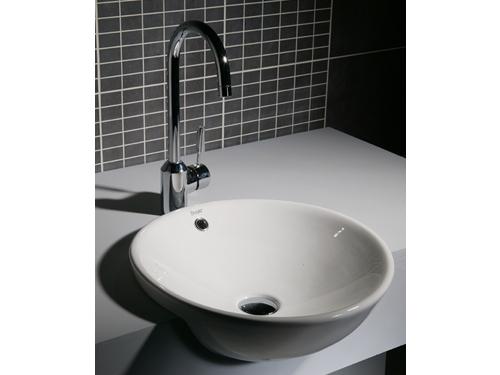 vasque semi encastrable bravat. Black Bedroom Furniture Sets. Home Design Ideas