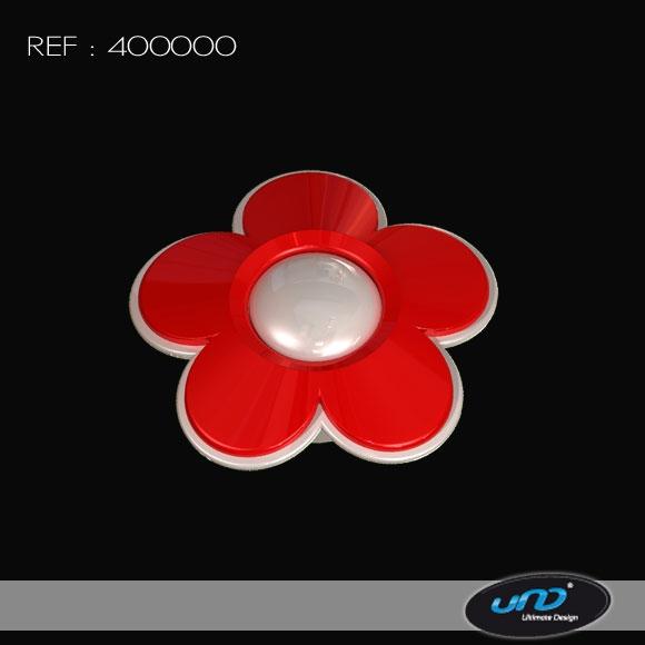 bouton fleur