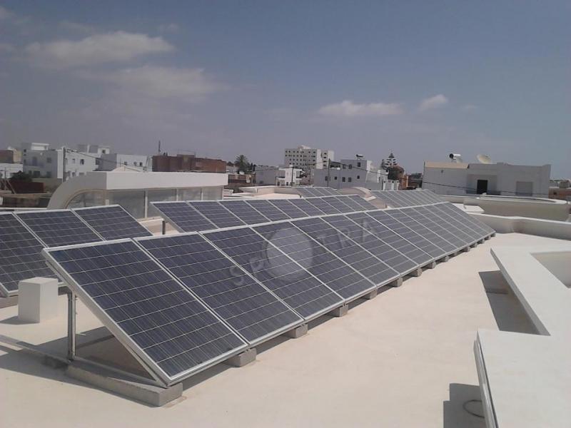 installation photovoltaïque 9 kWc