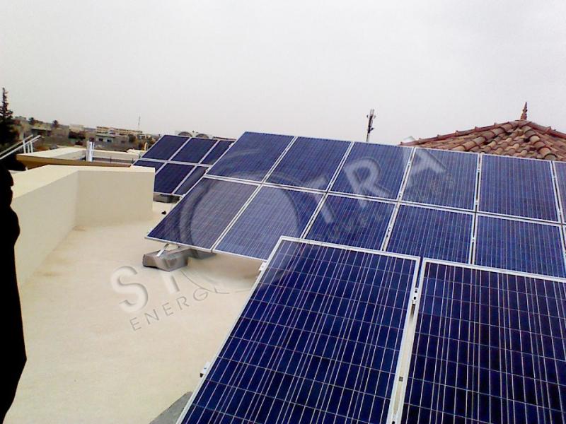 installation photovoltaïque 20kWc