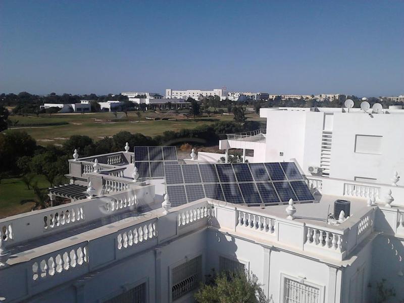 installation photovoltaïque 5kWc