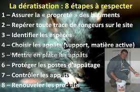 LA DÉRATISATION