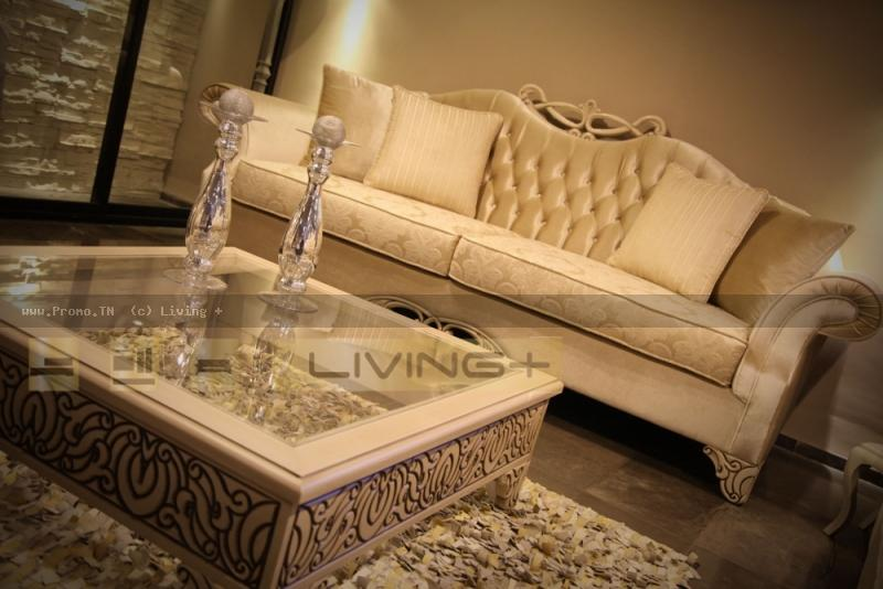 Salon classique 2 for Meuble classique tunisie