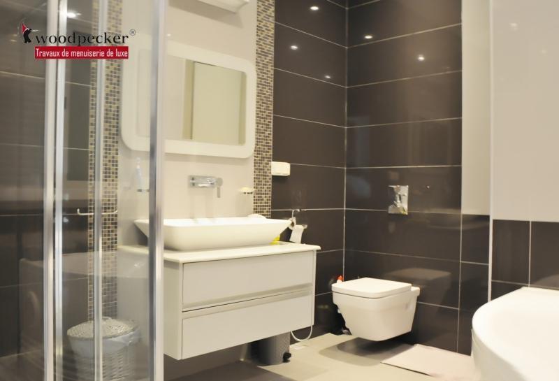 Woodpecker for Faience salle de bain tunisie
