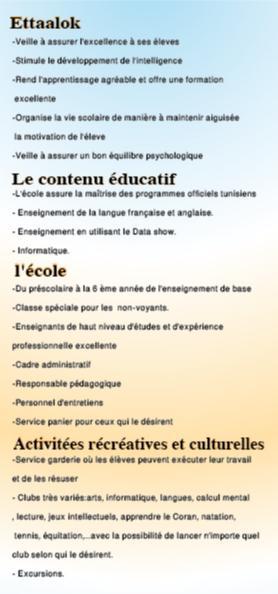 Ecole Primaire Privée