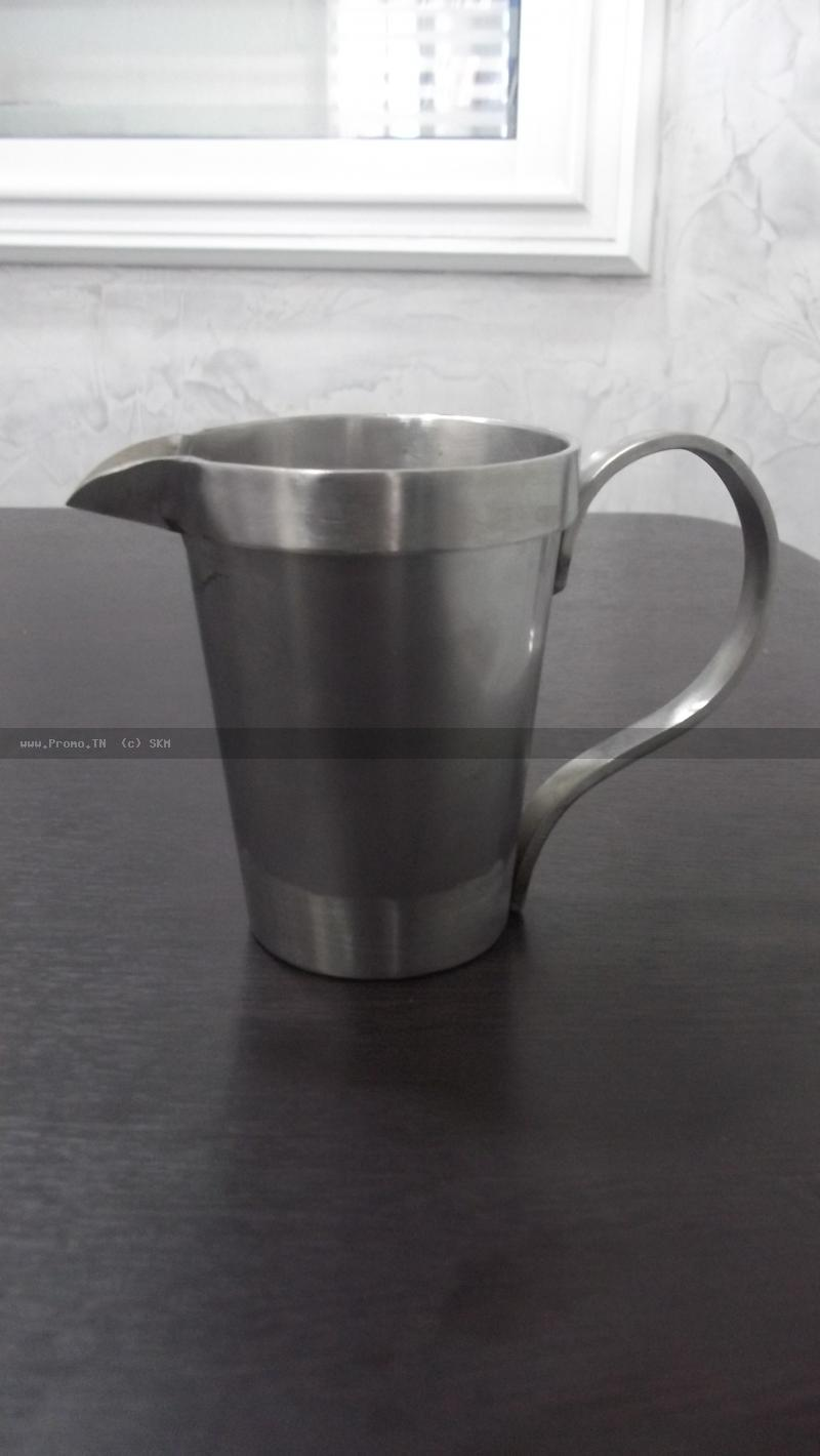 BECHER INOX C=250 ml