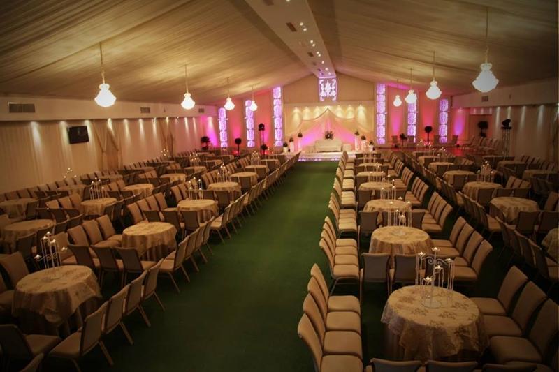 جديد الخيمة قاعة للأفراح والمناسبات