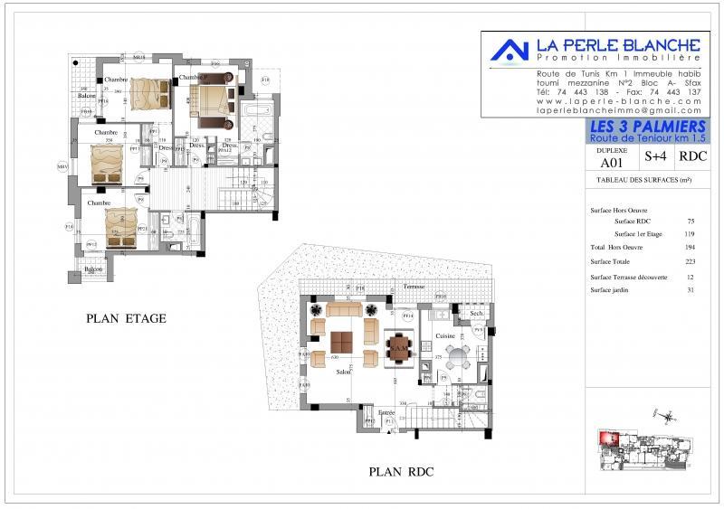 Duplex A-01 (S+4)