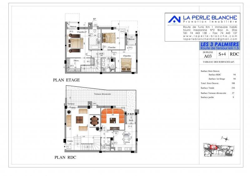 Duplex A-03 (S+4)