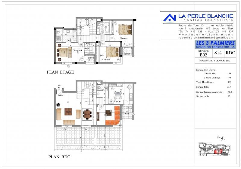 Duplex B-02 (S+4)