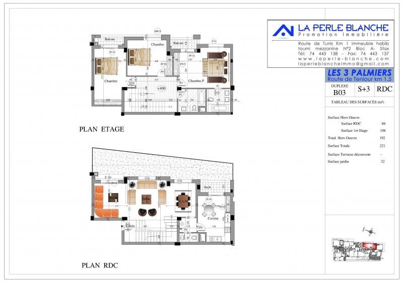 Duplex B-03 (S+3)