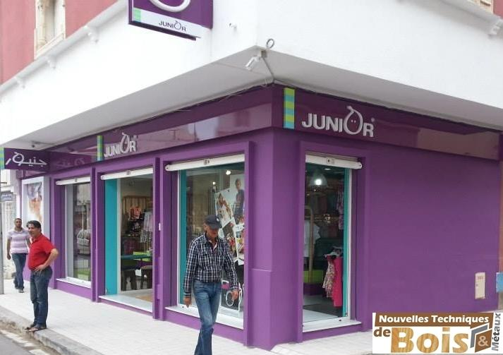 ameublement magasin JUNIOR