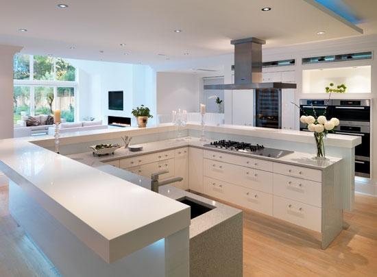 Cuisine marbre blanc carrelage en marbre blanc bar et for Carrelage tunisie prix