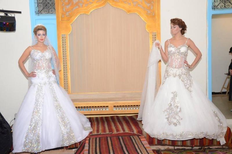 Robe de soiree pour femme voilee tunisie