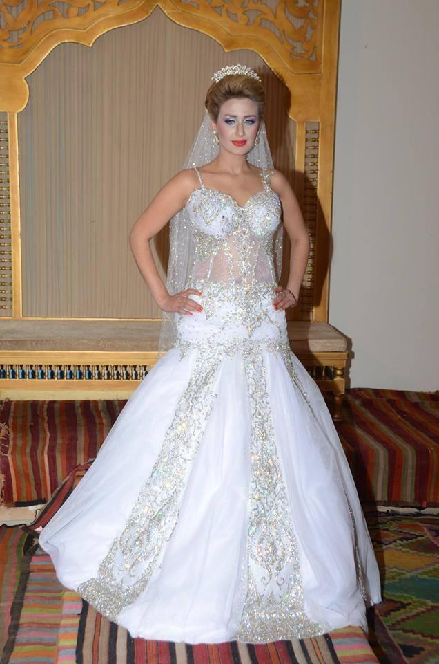 Robe de soiree tunisienne 2016