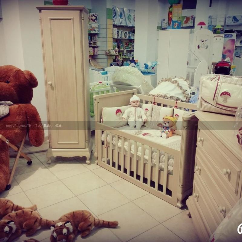 chambre bébé patine