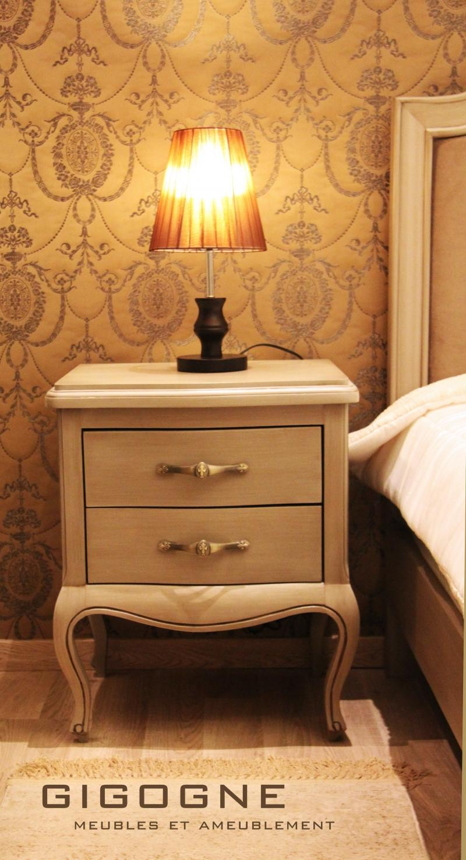 Chambre a coucher neo classique Chambre a coucher classique chic