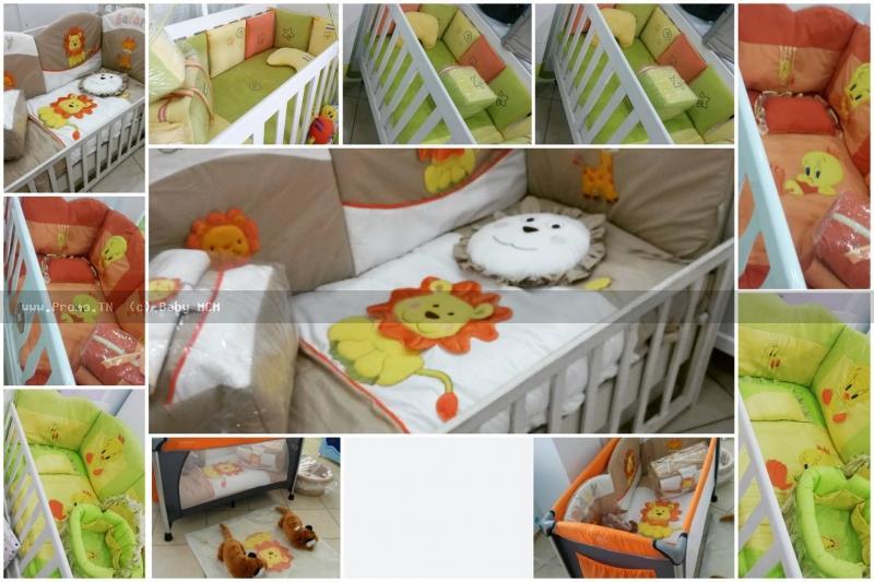 remise Exceptionnelle 40 % sur la sélection trousseau bébé