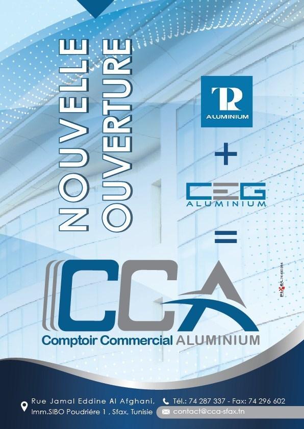 COMPTOIR Commercial Aluminum