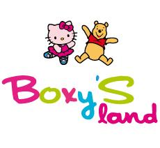 Boxy's Land