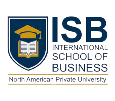 ISB : INTERNATIONAL SCHOOL OF BUSINESS