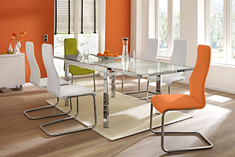 Table salle manger pliante for Table a salle a manger design