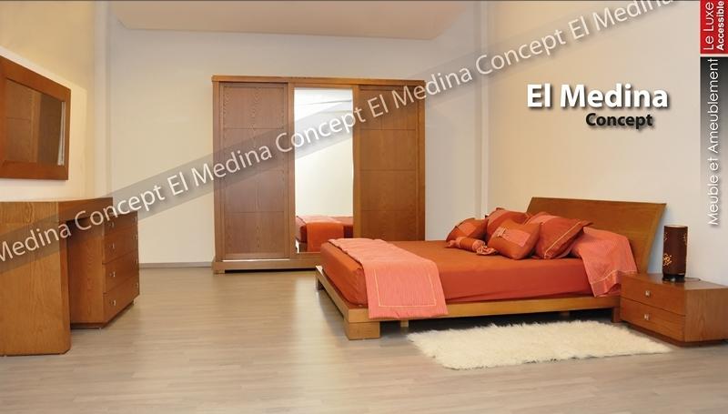 El medina concept for Vente chambre a coucher