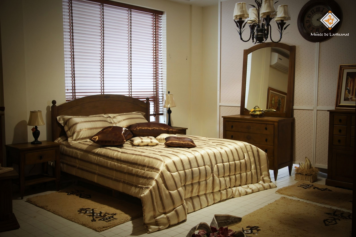 Chambre coucher Antique