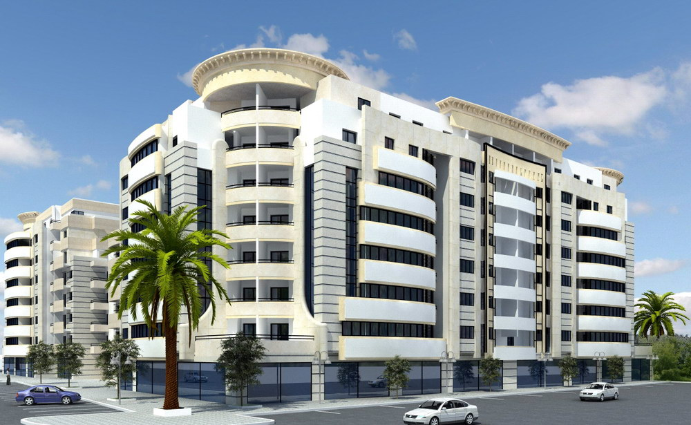 Ibf immobiliere boukhris freres for Immobilier appartement