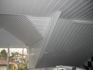 Faux plafond en pvc for Plafond en pvc blanc
